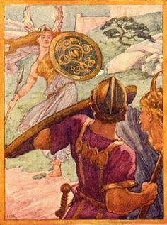 Brünhilde the Shieldmaiden