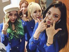 4TEN - Heeo - Hyejin - Hyeji - Yun