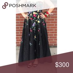 Sherri Hill prom dress Perfect condition!! I love this dress it is perfect for a unique prom dress. includes straps Sherri Hill Dresses Prom