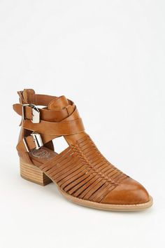Jeffrey Campbell Stinson Cutout Ankle Boot #urbanoutfitters