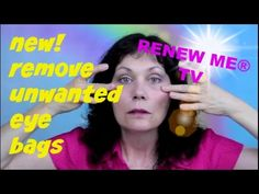 Face Exercise - Remove Unwanted Eye Bags and Fluid from Under Eyes Using Easy Exercise for Face! - YouTube