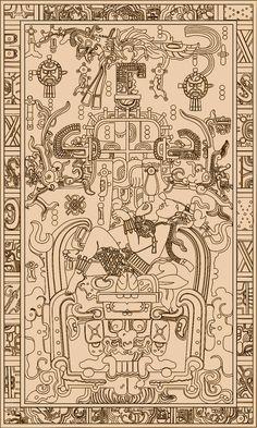 """Däniken widerlegt? Archäologen finden Tunnel unter dem """"Raumfahrer von Palenque"""" . . . http://www.grenzwissenschaft-aktuell.de/tunnel-palenque20160726/"""