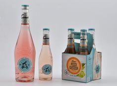 Winnaar NL Packaging Awards 2018 Categorie Drankverpakkingen Alcoholisch Frappuccino Bottles, Starbucks Frappuccino, Coffee Bottle, Packaging Design, Wine, Drinks, Awards, Fishing, Drinking