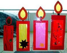 Bildergebnis für fensterbilder weihnachten transparentpapier basteln
