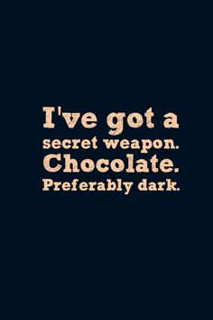 """"""" Secret Weapon by ~inkandstardust Ianto Jones, Fragments, Torchwood """" PERFECT. Chocolate Humor, Chocolate Quotes, Chocolate Lovers, Gareth David Lloyd, Broadchurch, Quotes About Everything, Captain Jack, Torchwood, Superwholock"""