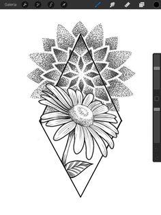 Ipad, Playing Cards, Tattoos, Flowers, Tatuajes, Playing Card Games, Tattoo, Game Cards, Tattos