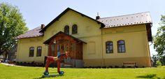 Gminny ośrodek kultury w Stryszawie
