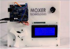 moxer motor arduino power