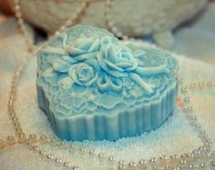 Cameo Blue Lace | Soaps  Toiletries)