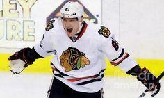 Marián Hossa, Slovak professional ice hockey player who currently plays for the Chicago Blackhawks of the National Hockey League (NHL).