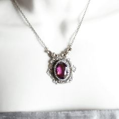 Gothic, victorian, midevil style necklace