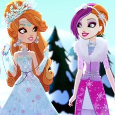 Watch these powerful princesses take their spellbinding dancing skills to the ice in today's all-new webisode! Watch NOW: http://bit.ly/1gLiEJ2