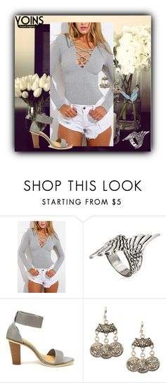 """""""YOINS"""" by rain88 ❤ liked on Polyvore featuring yoins"""