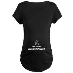 The Next Generation Maternity T-Shirt