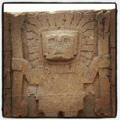 Dios Inti, Puerta del Sol en Tiwanaku