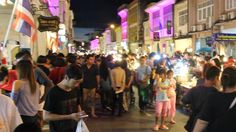 Phuket Walking Street Night Market. Street Food and Shopping Every Sunday in Phuket Town, Thailand - http://quick.pw/1f7x #travel #tour #resort #holiday #travelfoodfair #vacation