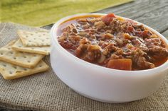 In the Kitchen with Jenny: Unstuffed Pepper Soup @inkitchenwjenny