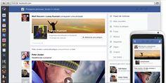Olá Pessoal, hoje trago para vocês uma ótima notícia, principalmente para os usuários do Facebook que é a maior rede social do mundo.  Mais uma vez a rede social Facebook está passando por algumas mudanças, na última quinta-feira (7) em um evento o CEO Mark Zuckerberg anunciou o novo layout do site, o mesmo passará por grande mudanças principalmente no Feed de Notícias, o novo design irá valorizar ainda mais o conteúdo visual como fotos e vídeos.