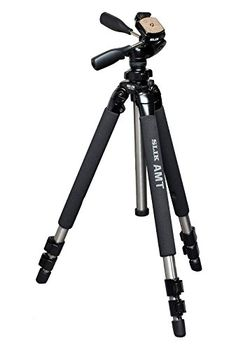 77 best tripod heads images on pinterest tripod camera and cameras slik pro 500dx tripod with 3way pantilt head you can get additional details at fandeluxe Gallery