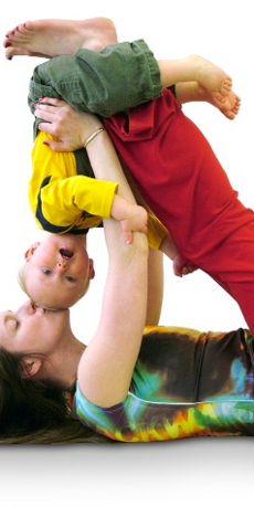Danza mamme e bimbi