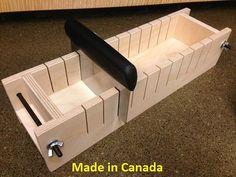 3 molde de jabón de madera de 4 lb y barra por WoodSoapMolds Más