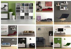 Große und kleine Räume durchdacht einrichten