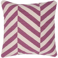 Amethyst Throw Pillow