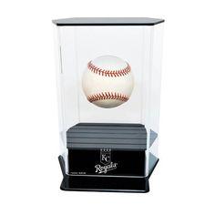 Kansas City Royals MLB Floating Baseball Display