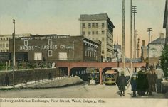 Comparing 15 historic Calgary postcards with the same scene today Calgary, To Go, Street View, Scene, History, World, City, Postcards, News