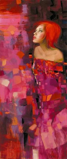 Irene Sheri, lives in Chicago, was born in 1968 in the Ukraine (Bulgarian mother, French father)