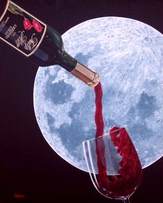 Oh My Godard Gallery - Lover's Moon