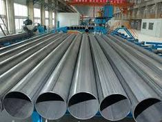 SSAW steel tubes or Spiral Submerged Arc Welded steel tubes are manufactured by spiral bending of hot-rolled strip steel. Steel Tube Sourcing is a highly-regarded SSAW steel tube manufacturer in Mumbai. Our welded Tubes are adequate to be used for the transportation of normally lower pressure fluids such as water, oil, gas, air and heating steam. Stainless Steel Sheet, Stainless Steel Tubing, Steel Distributors, Pipe Supplier, Steel Grades, Steel Suppliers, Iron Ore, Bedroom Closet Design, Arc Welding