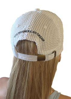 United Seersucker Hat – United Tees