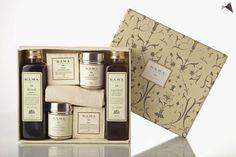 'Kama Ayurveda' provides natural skin care products to keep your skin beautiful.