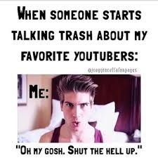 Joey Graceffa knows what's up.
