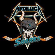 Metallica.com | News | Metallica Night with the San Jose Sharks