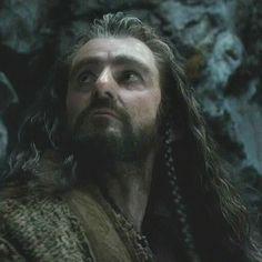 Hottest dwarf, ever. #thorinoakenshield
