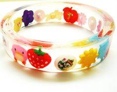 I just thought that this was a cute bracelet.