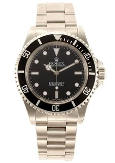 Rolex oyster perpetual submariner. Vintage.