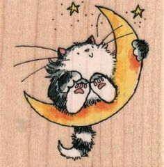 Cat on the Moon 3207H (box 1)