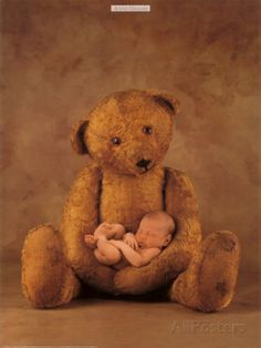 Campbell with Bear Prints by Anne Geddes at AllPosters.com