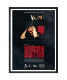 """Sacra Scrittura"" Poster 50 x 70 cm"
