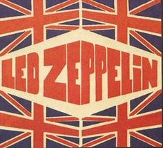 Led Zep: all the glory to the Brits!