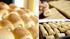 Домашние булочки «Нежные». Очень часто пеку их и тебе советую!