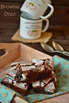 Brownie Oreo de Lorraine Pascale