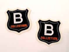 2x Texan collection parche #patch #embroidery