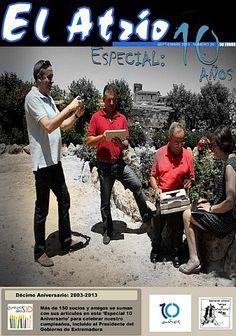 BIBLIOTECA VIRTUAL EXTREMEÑA - La cultura de Extremadura en la red: El Atrio. Revista de Salvatierra de los Barros