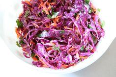 So-Good Cabbage Coleslaw