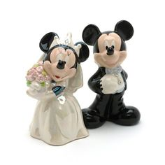 Bride and Groom Salt and Pepper