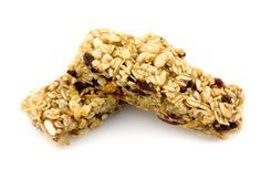Grab and Go Granola Bars.  I change up the recipe a bit.  Instead of shredded wheat I use all organic oatmeal. I use enjoy for life mini chocolate chips and cut the amount in 1/2.  This recipe is great to double and freeze.